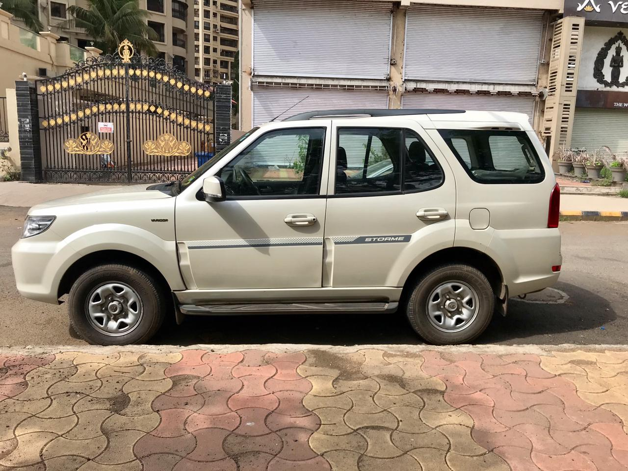 2017 Used TATA SAFARI STORME 2.2 EX 4X2