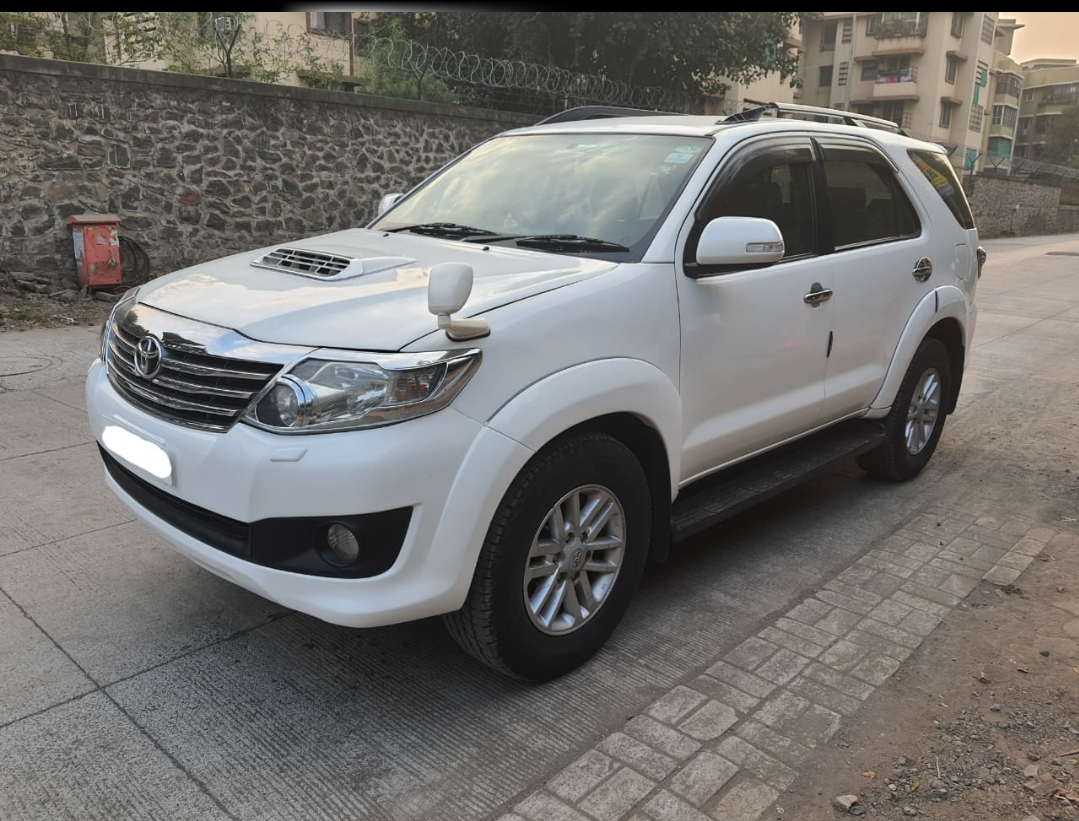 2012 Used TOYOTA FORTUNER 3.0 AT 4X2