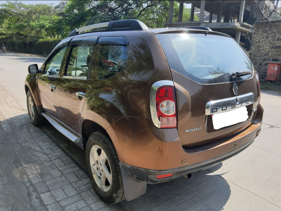 2014 Used RENAULT DUSTER 85 PS RXL OPT