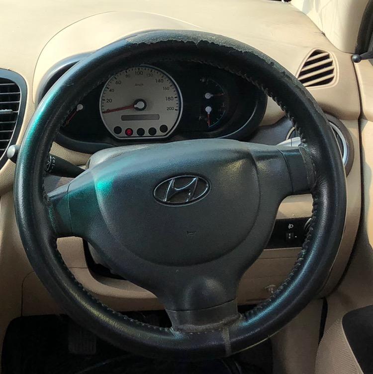 2009 Used HYUNDAI I10 SPORTZ 1.2