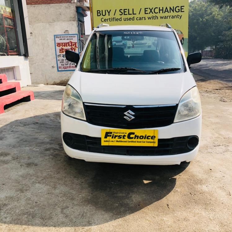 2012 Used Maruti Suzuki Wagon R LXI