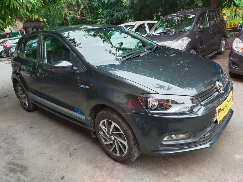 2019 Used VOLKSWAGEN POLO CUP EDITION PETROL