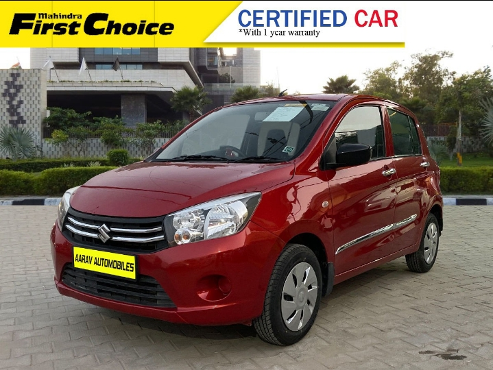 2014 Used MARUTI SUZUKI CELERIO VXI AT