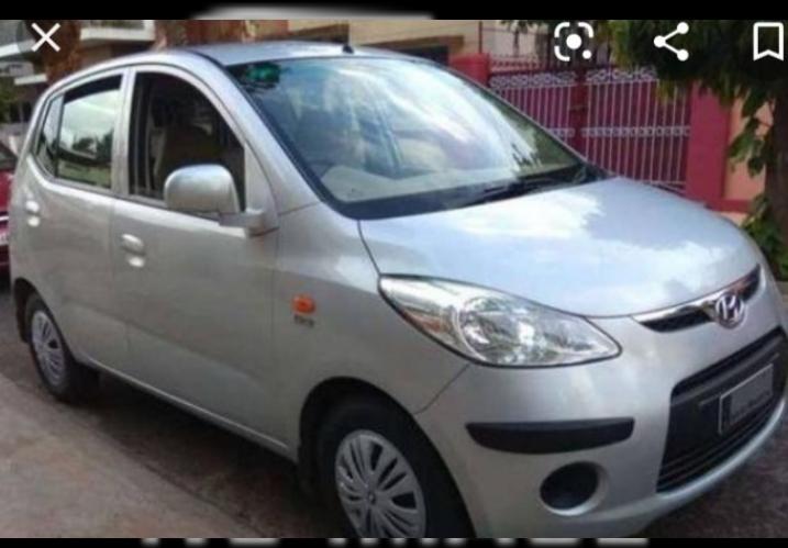 2010 Used Hyundai I10 ERA