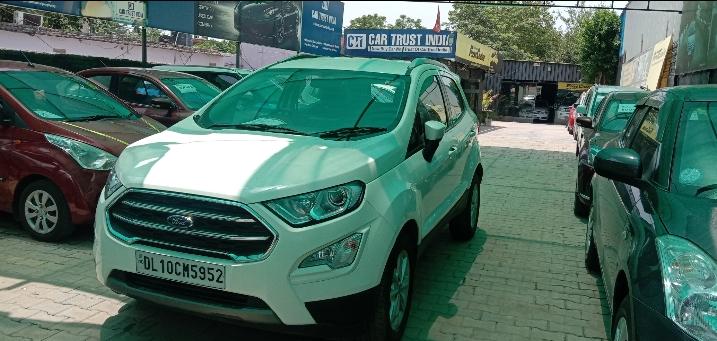 2019 Used Ford Ecosport TITANIUM 1.5 TDCI
