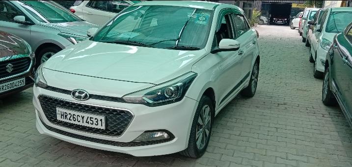 2016 Used Hyundai I20 ASTA 1.4 CRDI
