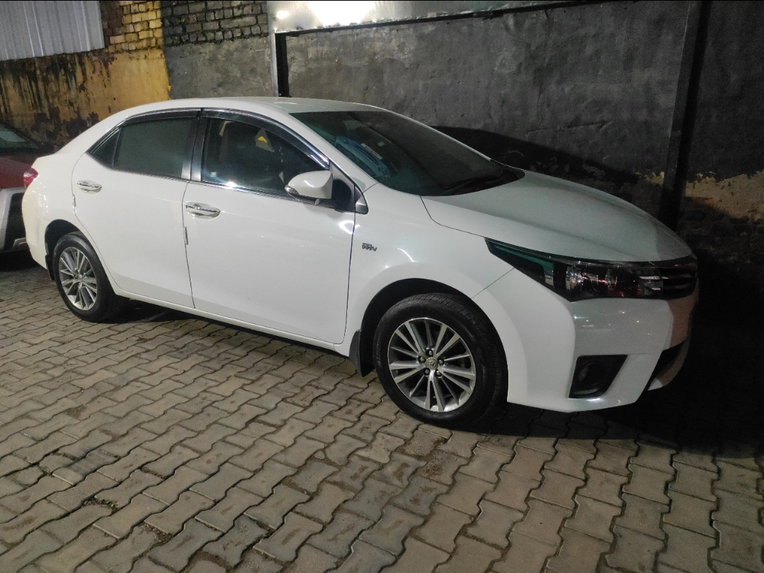 2016 Used Toyota Corolla Altis 1.8 G