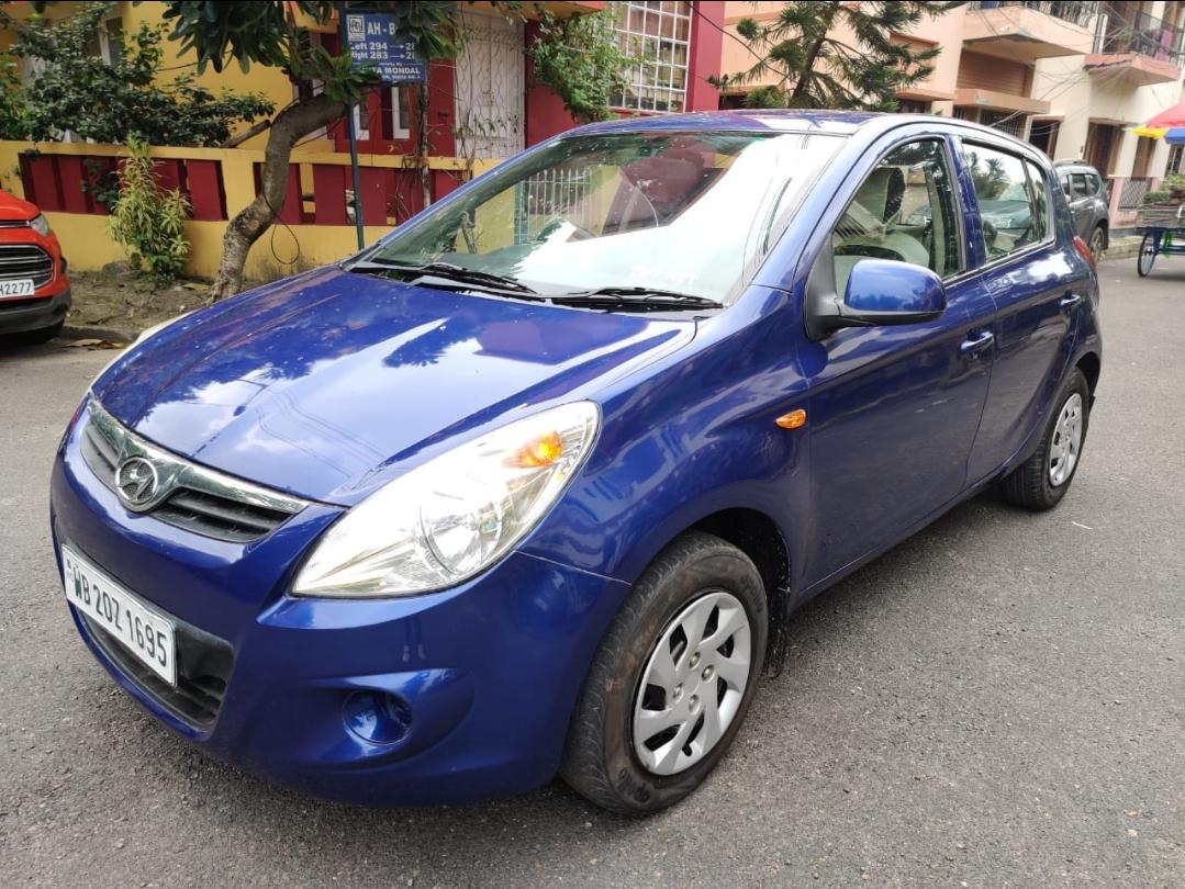 2010 Used Hyundai I20 MAGNA 1.2