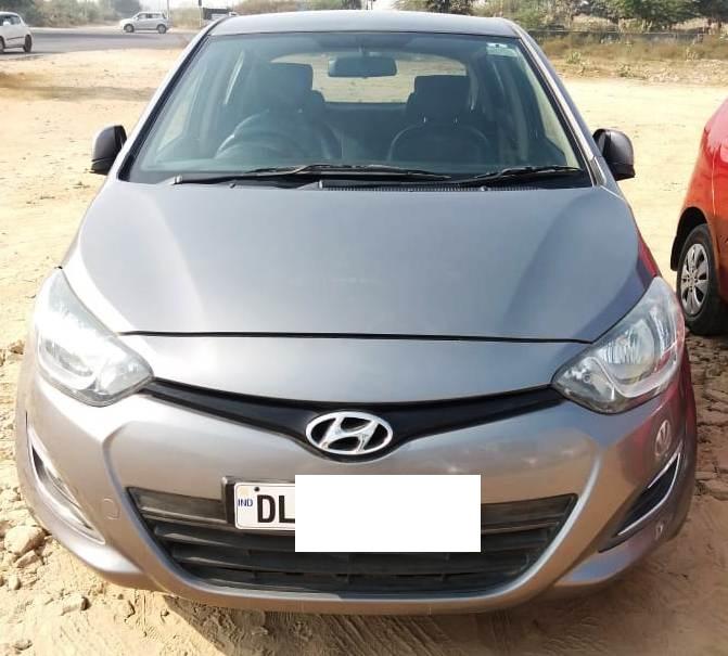2014 Used Hyundai I20 MAGNA O 1.4 CRDI