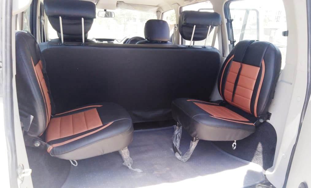 2017 Used Mahindra Scorpio S6 PLUS