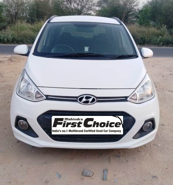 2015 Used HYUNDAI GRAND I10 1.2 KAPPA ASTA O