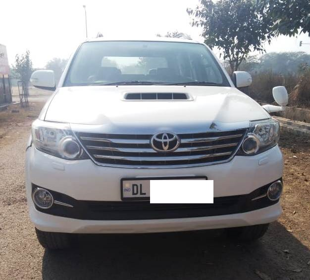 2015 Used Toyota Fortuner 3.0 AT 4X2