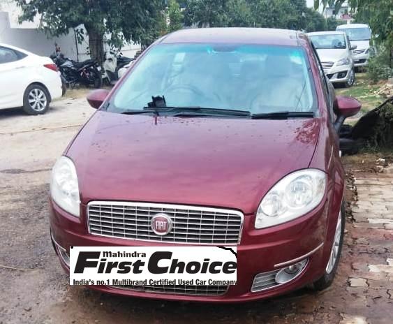 2010 Used Fiat Linea EMOTION PK 1.4