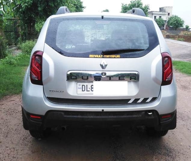 2018 Used RENAULT DUSTER RXL PETROL 104