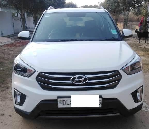 2018 Used Hyundai Creta 1.6 CRDI SX