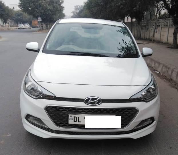 2017 Used Hyundai Elite I20 MAGNA EXECUTIVE 1.4 CRDI
