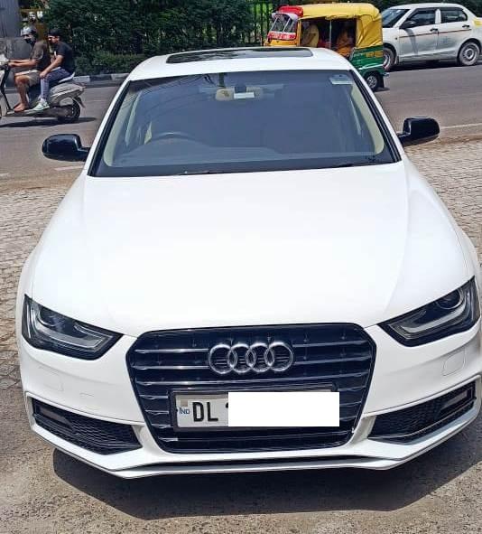 2014 Used Audi A4 2.0 TDI 174BHP PRM PLUS