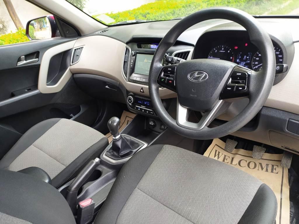 2016 Used Hyundai Creta 1.6 CRDI SX OPTION