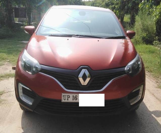 2018 Used Renault Captur RXE PETROL