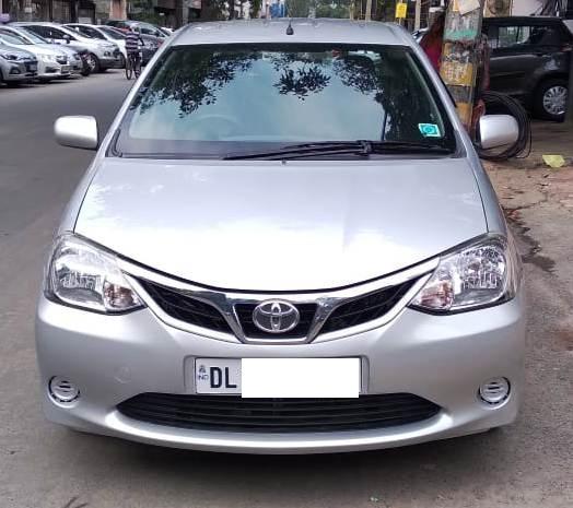 2018 Used Toyota Platinum Etios GD