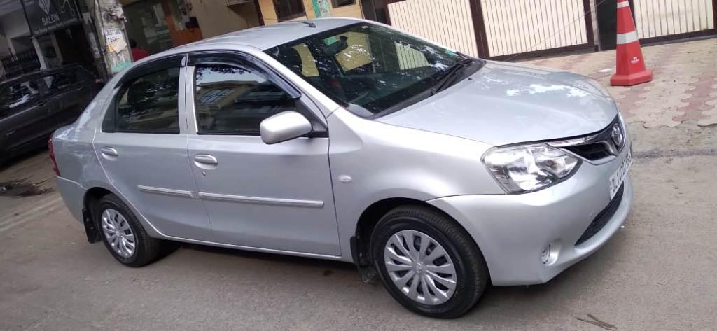 2018 Used TOYOTA PLATINUM ETIOS GD