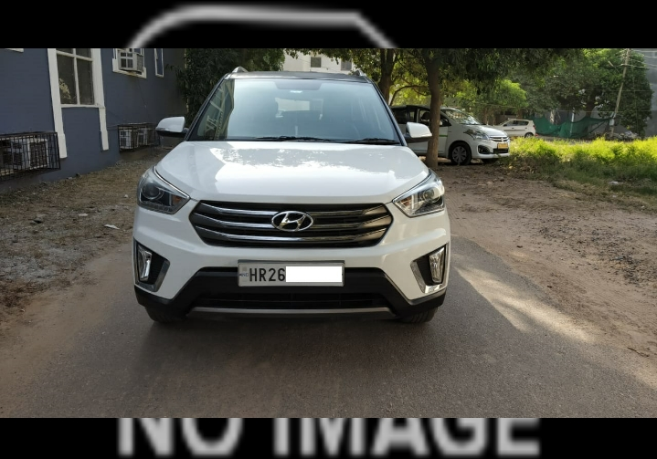 2018 Used HYUNDAI CRETA 1.6 SX PLUS AT PETROL