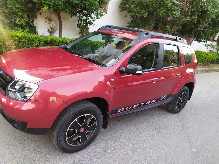 2018 Used RENAULT DUSTER RXS CVT