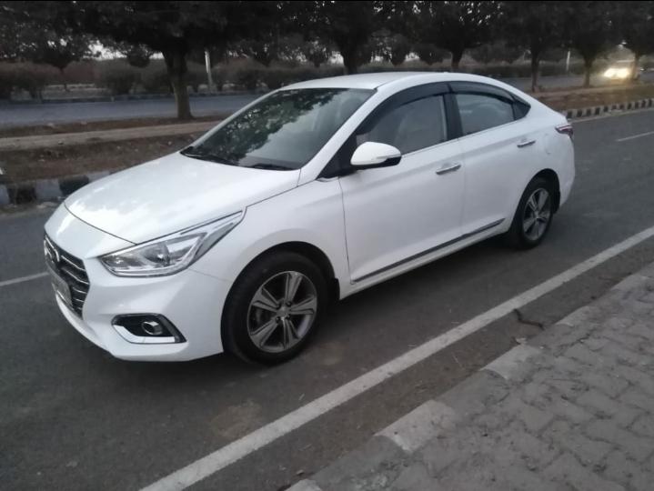 2018 Used Hyundai Verna 1.6 VTVT SX