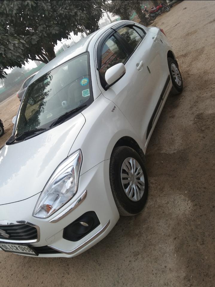 2018 Used Maruti Suzuki Swift Dzire VXI