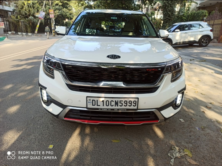 2019 Used KIA SELTOS GTX PLUS 1.4