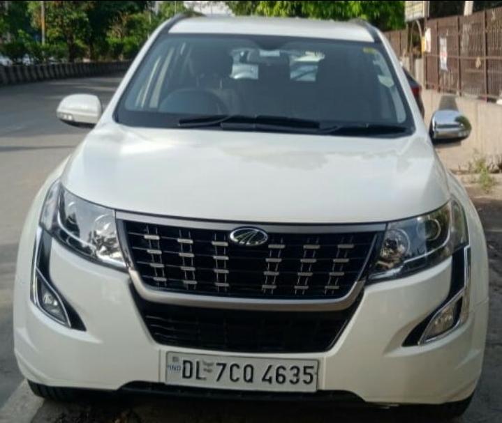 2018 Used Mahindra Xuv500 W5