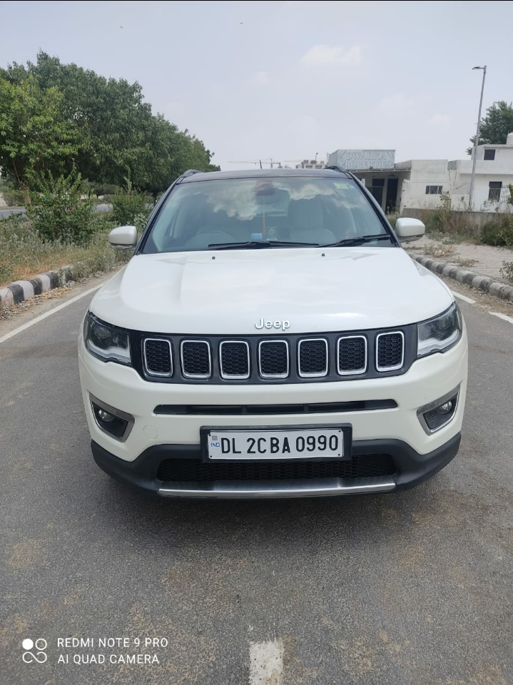 2019 Used JEEP COMPASS LIMITED PLUS PETROL AT