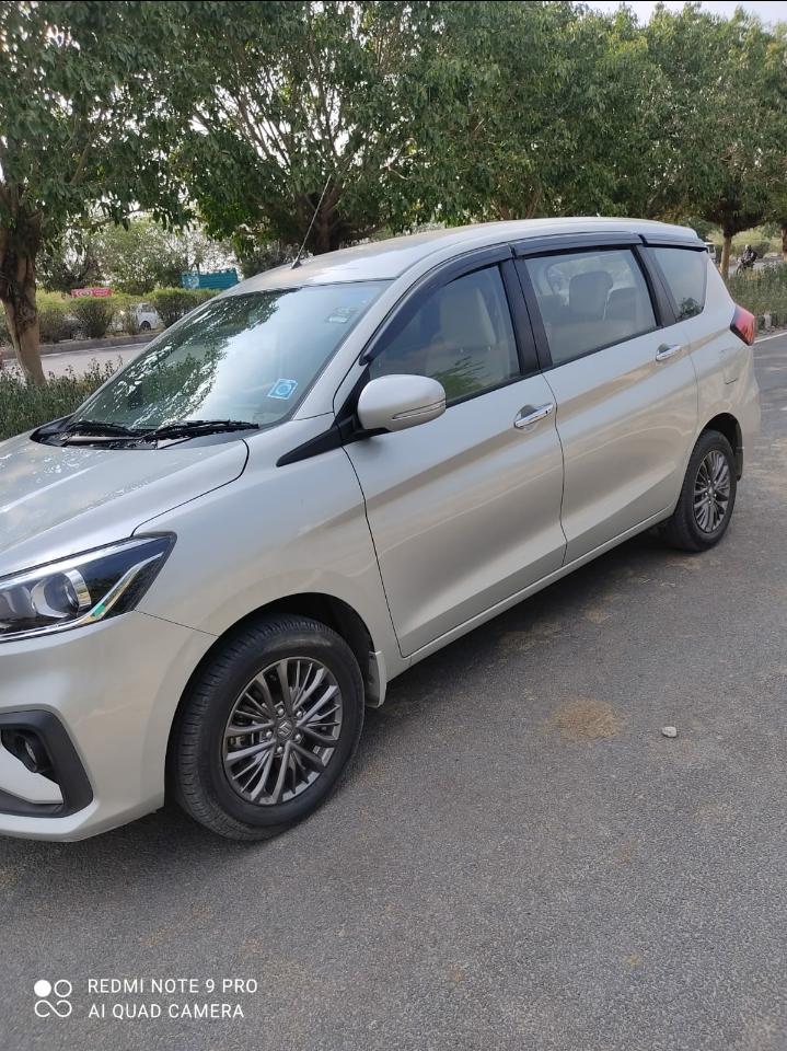 2019 Used Maruti Suzuki Ertiga ZXI AT