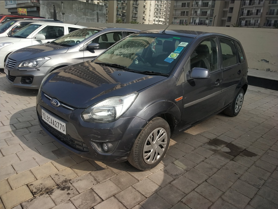 2011 Used FORD FIGO DURATEC TITANIUM 1.2