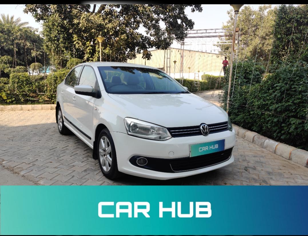 2010 Used Volkswagen Vento HIGHLINE 1.6 PETROL
