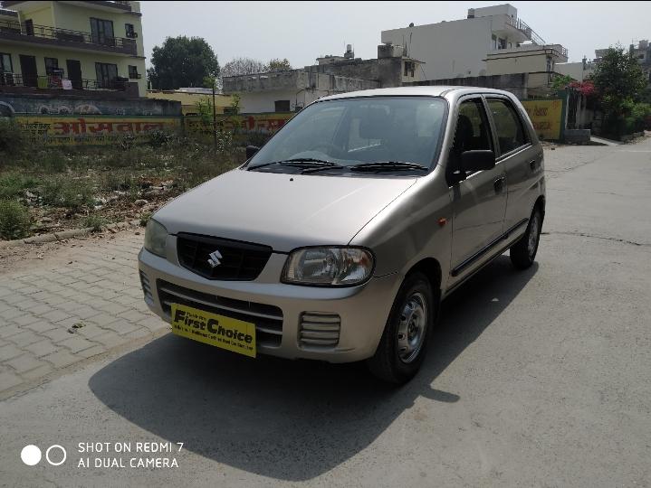 2007 Used Maruti Suzuki Alto LXI BS III