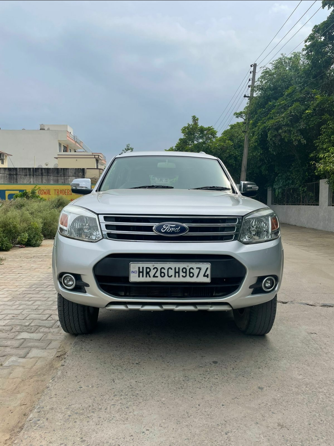 2014 Used FORD ENDEAVOUR(2014_2015) 3.0L 4X2 AT
