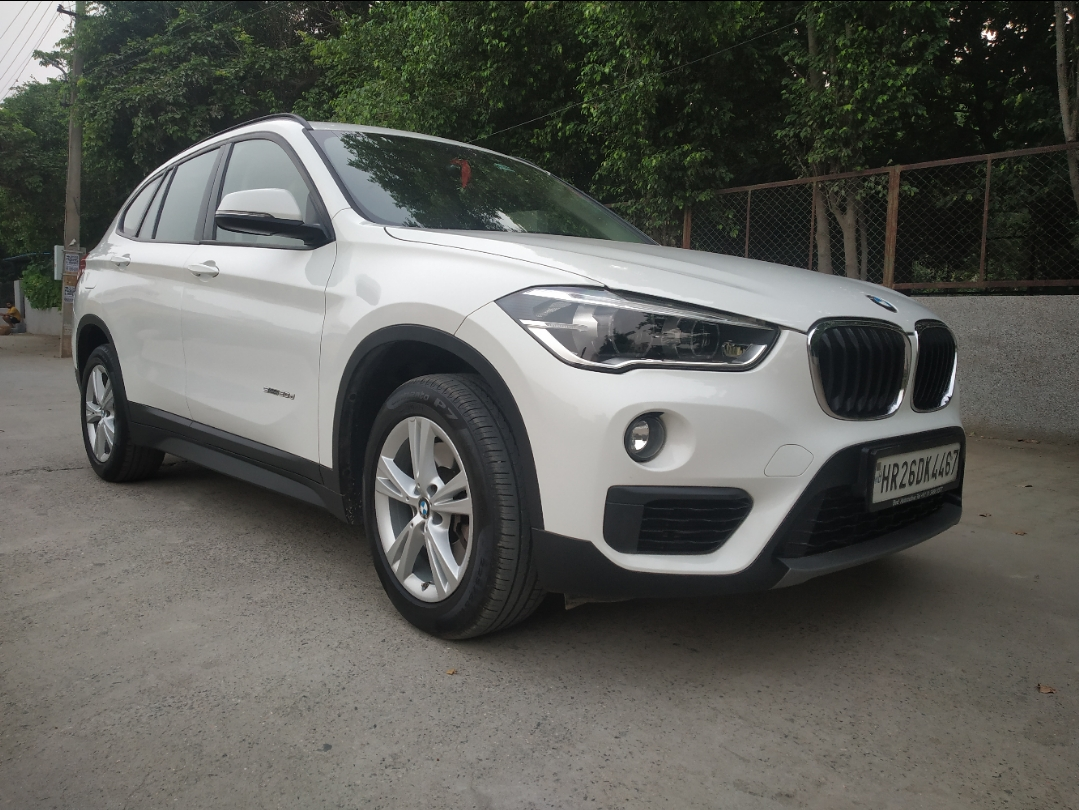 2017 Used BMW X1 SDRIVE 20D