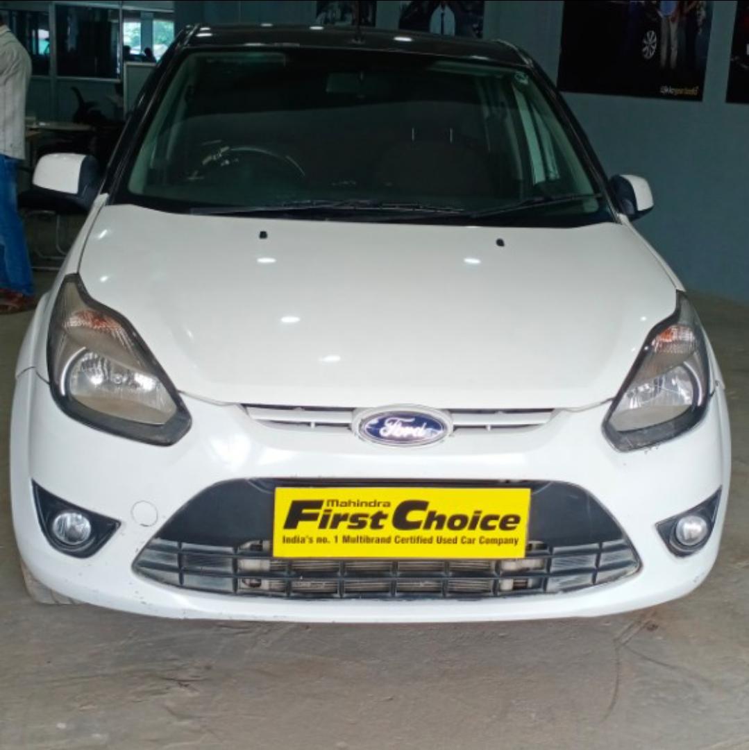 2011 Used Ford Figo DURATORQ TITANIUM 1.4
