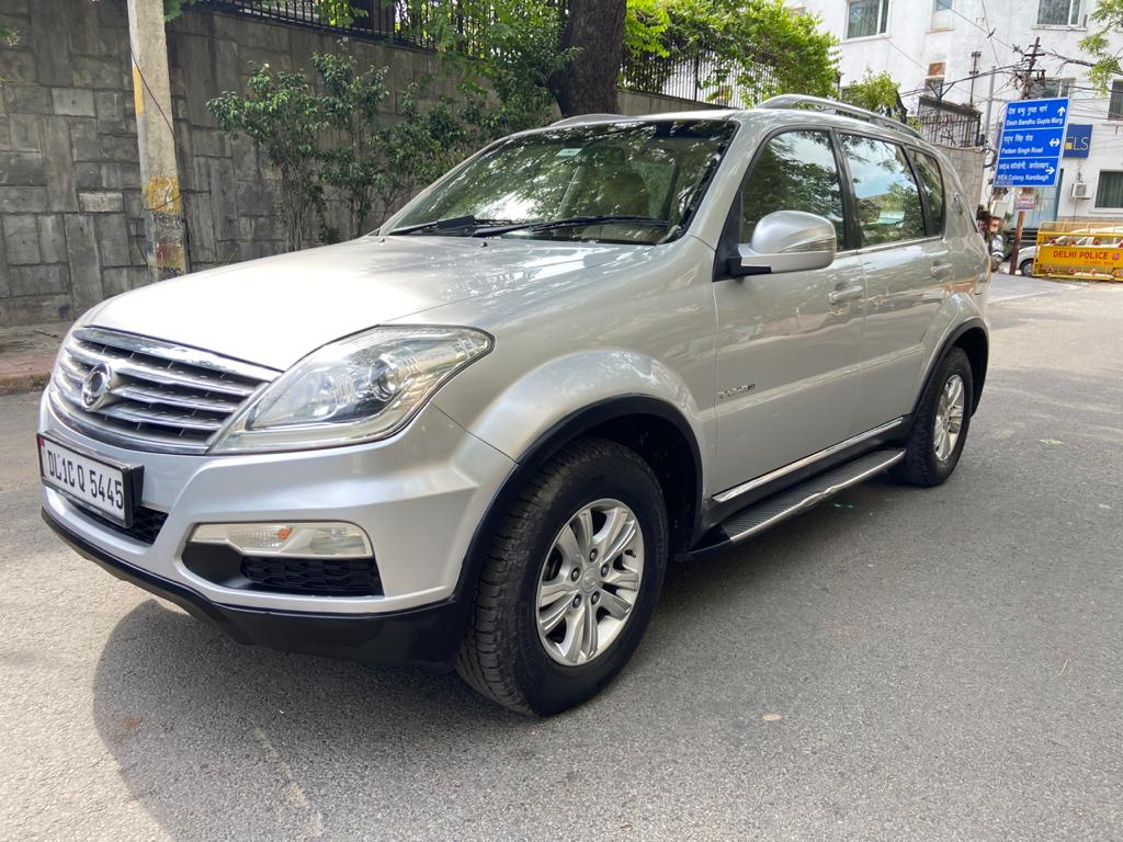 2013 Used SSANGYONG REXTON RX7