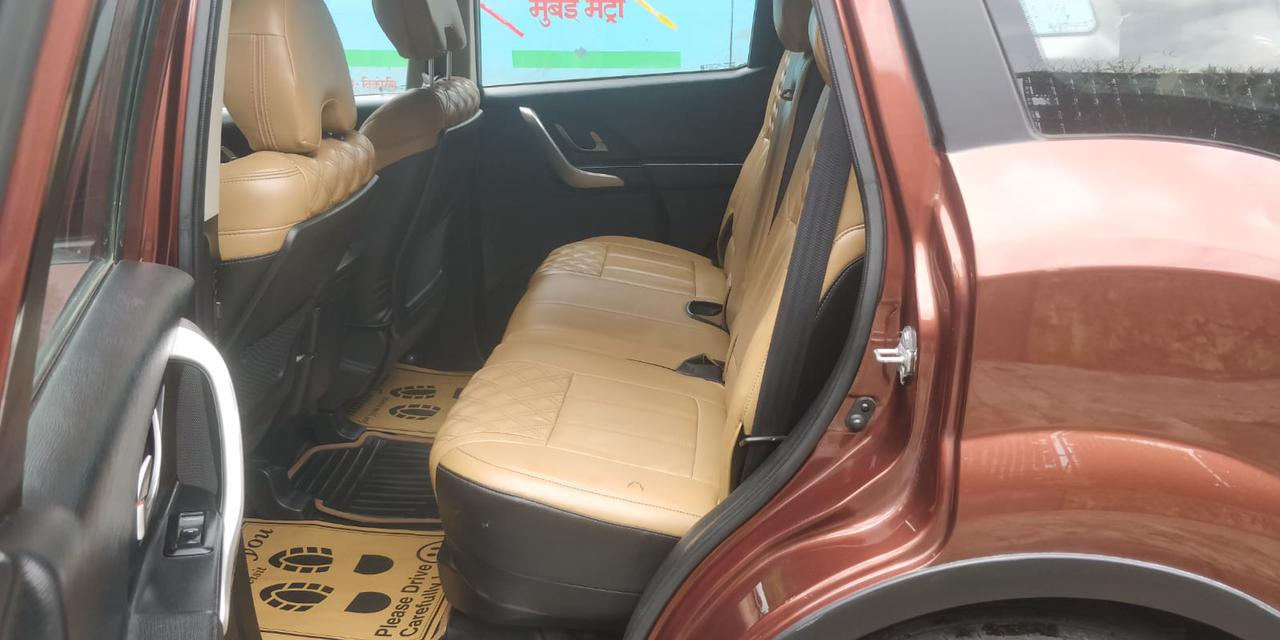 2018 Used MAHINDRA XUV500 W7