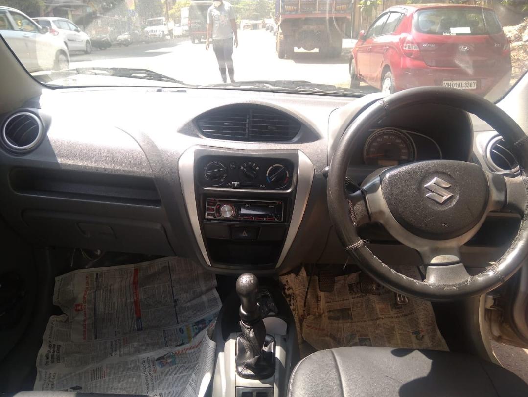 2013 Used Maruti Suzuki Alto LXI CNG