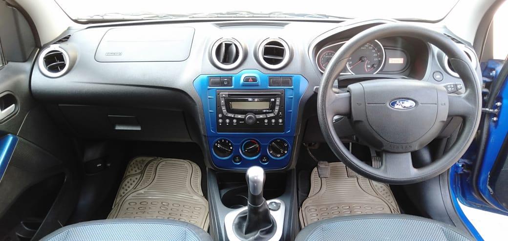 2014 Used Ford Figo DURATEC TITANIUM 1.2