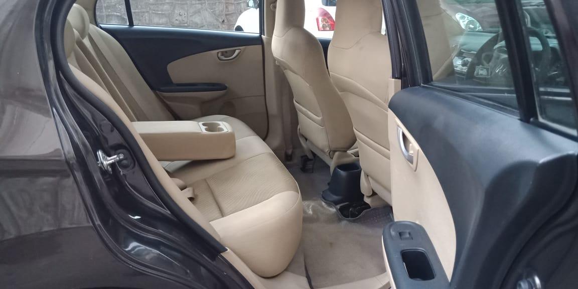 2015 Used Honda Amaze 1.2VXMTIVTEC