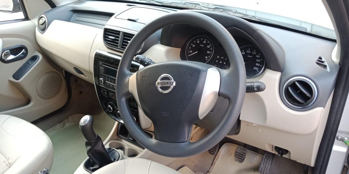 2015 Used Nissan Terrano XL P