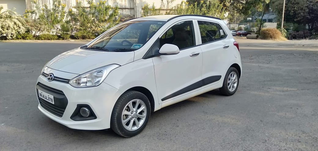 2015 Used Hyundai Grand I10 1.2 KAPPA ASTA