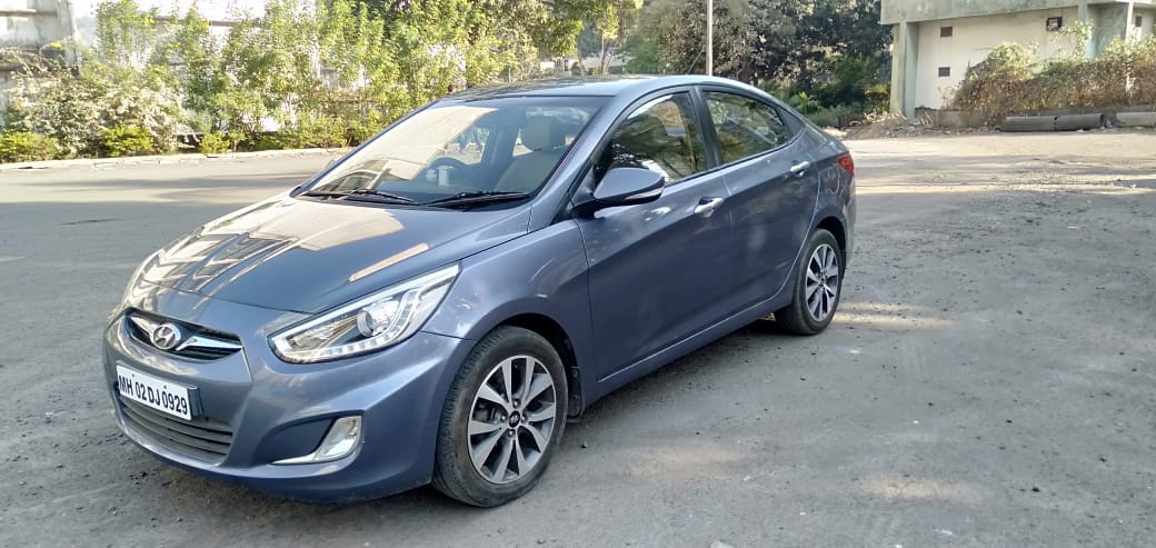 2014 Used Hyundai Verna FLUIDIC 1.6 SX CRDI