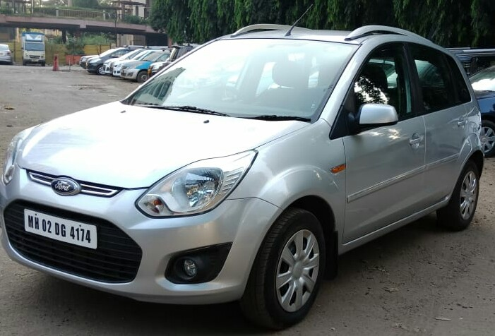 2013 Used Ford Figo ZXI DURATEC 1.2