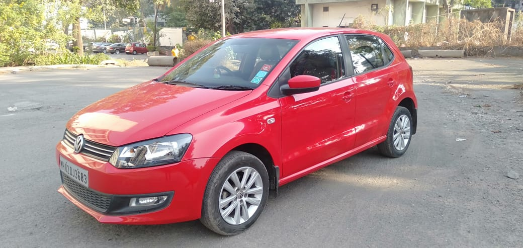 2014 Used VOLKSWAGEN POLO HIGHLINE1.2L PETROL