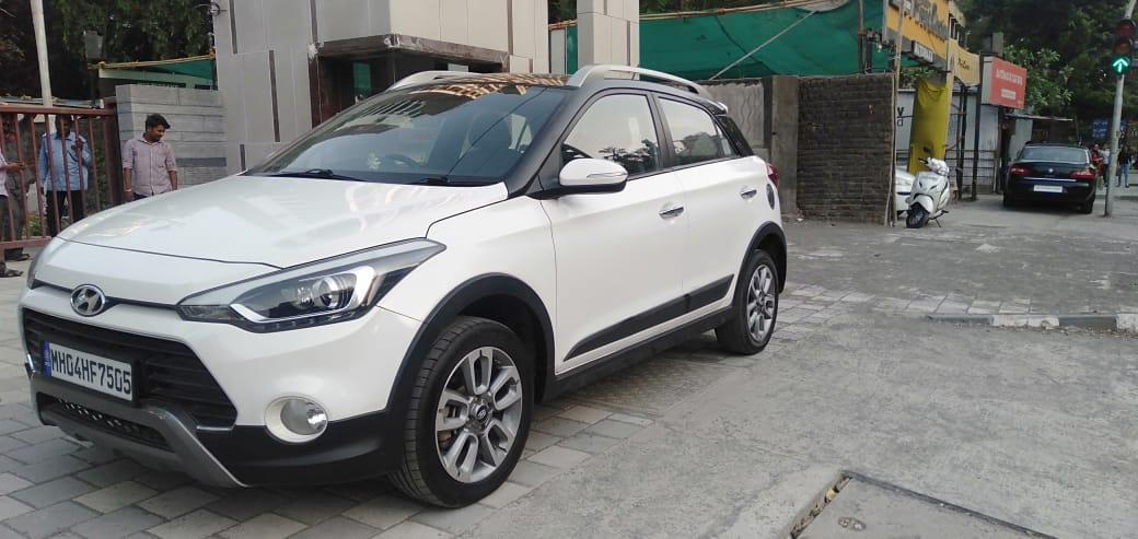 2015 Used Hyundai I20 Active 1.2 SX